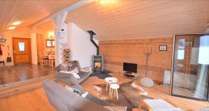 Chalet Rouge Coeur - Apartment - Fenalet Sur Bex