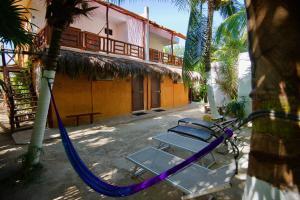 Golden Paradise Town, Hotel  Isola Holbox - big - 15