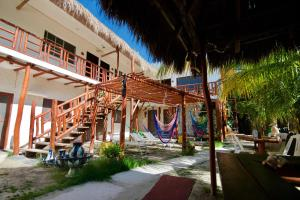 Golden Paradise Town, Hotel - Isola Holbox