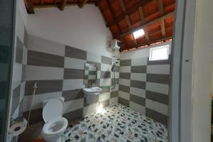 Green Riverside Cosy Home, Проживание в семье  Фонгня - big - 4