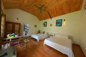 Green Riverside Cosy Home, Проживание в семье  Фонгня - big - 93