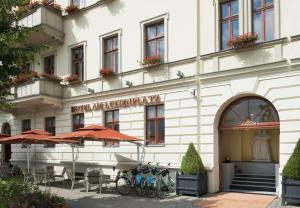 Hotel am Luisenplatz, Потсдам