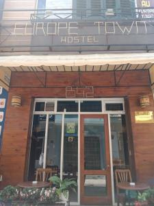 Europe Town Hostel and Bar