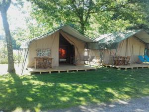 Camping des eydoches