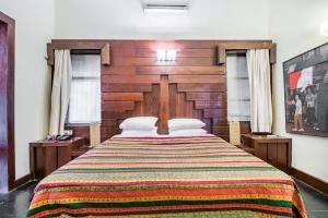 Riverside pool villa in Alto de Porvorim, Goa, by GuestHouser 65646, Vily  Macasana - big - 5