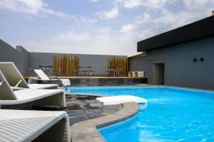 Q Suites Jeddah by EWA, Hotely  Džidda - big - 39