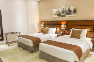 Q Suites Jeddah by EWA, Hotely  Džidda - big - 51