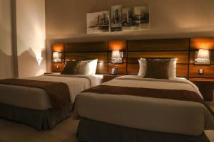 Q Suites Jeddah by EWA, Hotely  Džidda - big - 50