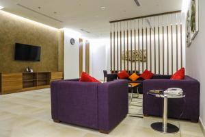 Q Suites Jeddah by EWA, Hotely  Džidda - big - 43