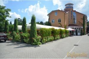 Отель Пан, Сумы