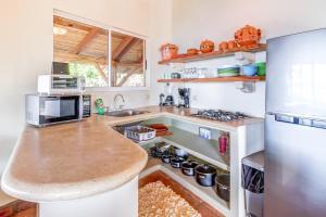 Casa Don Marcos, Dovolenkové domy  Playa Azul - big - 21