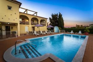 Villa Welwitshia Mirabilis, Penziony  Carvoeiro - big - 8