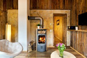 Ferienvilla Tanneck & Red Rock Lodge - Kurort Jonsdorf