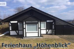 Ferienhaus Höhenblick in Winterberg-Langewiese - Langewiese