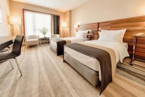 Warsaw Plaza Hotel, Hotel  Varsavia - big - 4