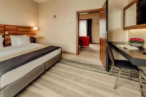 Warsaw Plaza Hotel, Hotel  Varsavia - big - 10