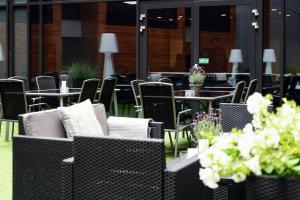 Warsaw Plaza Hotel, Hotel  Varsavia - big - 55