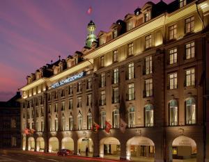 obrázek - Hotel Schweizerhof Bern & THE SPA