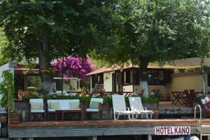 Kano Hotel, Hotels  Dalyan - big - 14