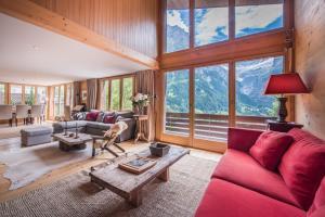 Luftschloss - Hotel - Grindelwald