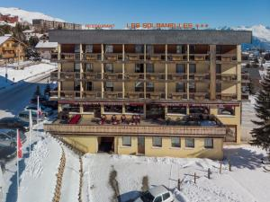 Accommodation in La Toussuire