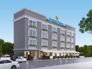 Auberges de jeunesse - Krishna Palace Hotel