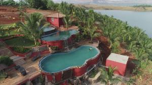 Fazlani Natures Nest wellness Centre & Spa, Rezorty  Lonavala - big - 54