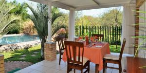 Chobe River Cottages, Chalet  Kasane - big - 14