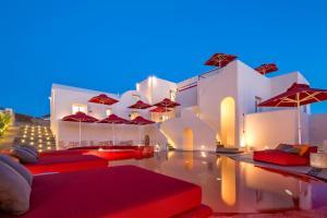 Hostels und Jugendherbergen - Art Hotel Santorini
