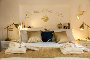 Giuditta Suite 121 Trastevere Roma - abcRoma.com
