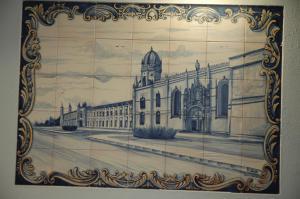 Safira, Affittacamere  Lisbona - big - 26