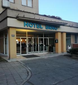 Hotel Brno - Ostopovice