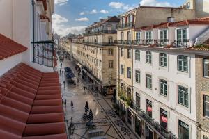 Be Poet Baixa Hotel, 1100-056 Lissabon