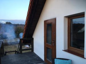Apartament nad jeziorem Kątno Mazury