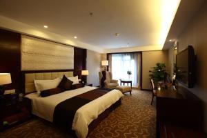 Nantong Jinling Nengda Hotel, Hotely  Nantong - big - 26