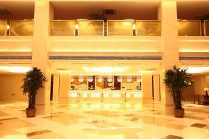 Nantong Jinling Nengda Hotel, Hotels  Nantong - big - 19