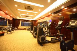 Nantong Jinling Nengda Hotel, Hotels  Nantong - big - 22