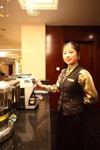Nantong Jinling Nengda Hotel, Hotels  Nantong - big - 23