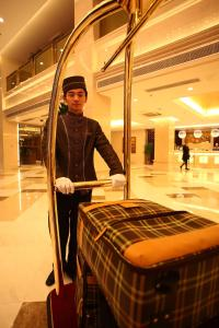 Nantong Jinling Nengda Hotel, Hotels  Nantong - big - 27
