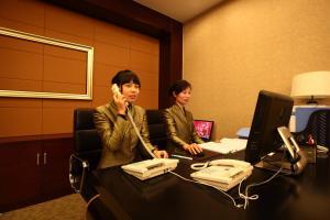 Nantong Jinling Nengda Hotel, Hotels  Nantong - big - 16