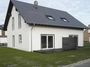 Haus Luv _ Haus Lee _ Nordseebad B - Hoddersdeich