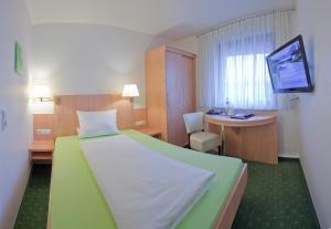 Hotel Gasthof Zum Rössle, Szállodák  Heilbronn - big - 6