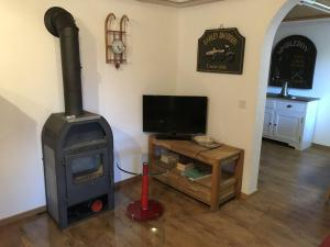 Spacious Apartment in St Niklaus near Mattertal Ski Area, Apartmanok  Sankt Niklaus - big - 19