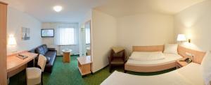 Hotel Gasthof Zum Rössle, Szállodák  Heilbronn - big - 20