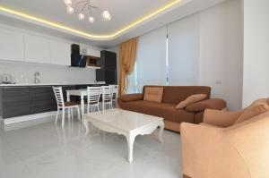 Elite Marine Residence, Apartmanok  Alanya - big - 4