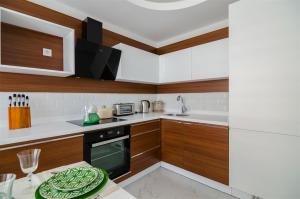 Elite Marine Residence, Apartmanok  Alanya - big - 9
