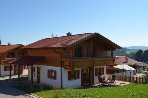 Ferienhaus-Gamsbock-mit-Sauna - Karlsebene