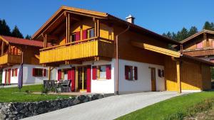 Ferienhaus-Alpensee-mit-Sauna - Karlsebene