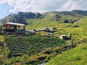 Shio's Stonehouse in Tusheti - Kitlikh