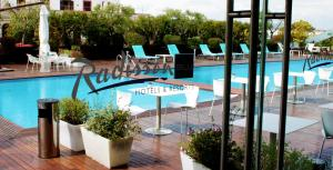 Radisson Blu es. Hotel, Rome (6 of 96)